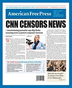 4-MONTH PRINT SUBSCRIPTION (U.S.) American Free Press, AFP, subscribe