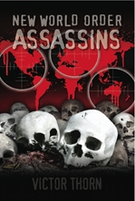 NEW WORLD ORDER ASSASSINS BOOK & CD COMBO