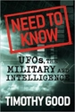 NEED to KNOW: UFOs, the Military and Intelligence